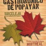 XIII Congreso Gastronómico de Popayán