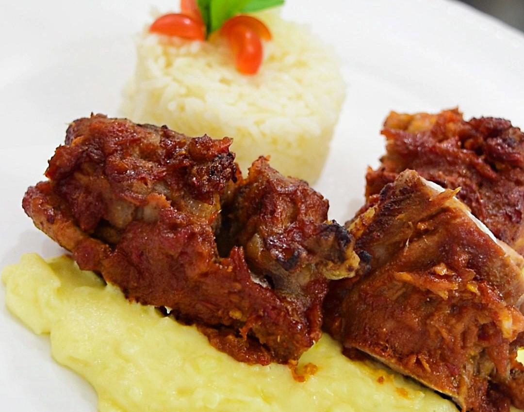 Costillitas De Cerdo En Salsa Bbq Cocinarte
