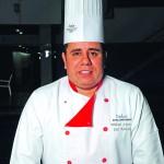 Chef William López Flórez. Cocinero del Sena de Bucaramanga con 20 años de experiencia. Chef del Restaurante Zaborarte del Hotel Chicamocha.
