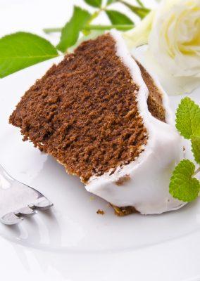 Torta cubierta con fondant