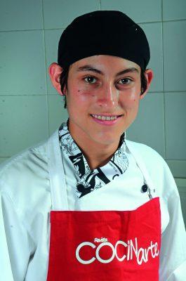 Diego Orduz Rojas - Cocinero de Al Parke