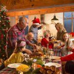 Así se disfruta de la gastronomía en el mundo durante la Navidad