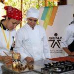 Aprendices colombianas crean chocolate sin azúcar