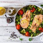 Alimentos ideales para un menú ligero