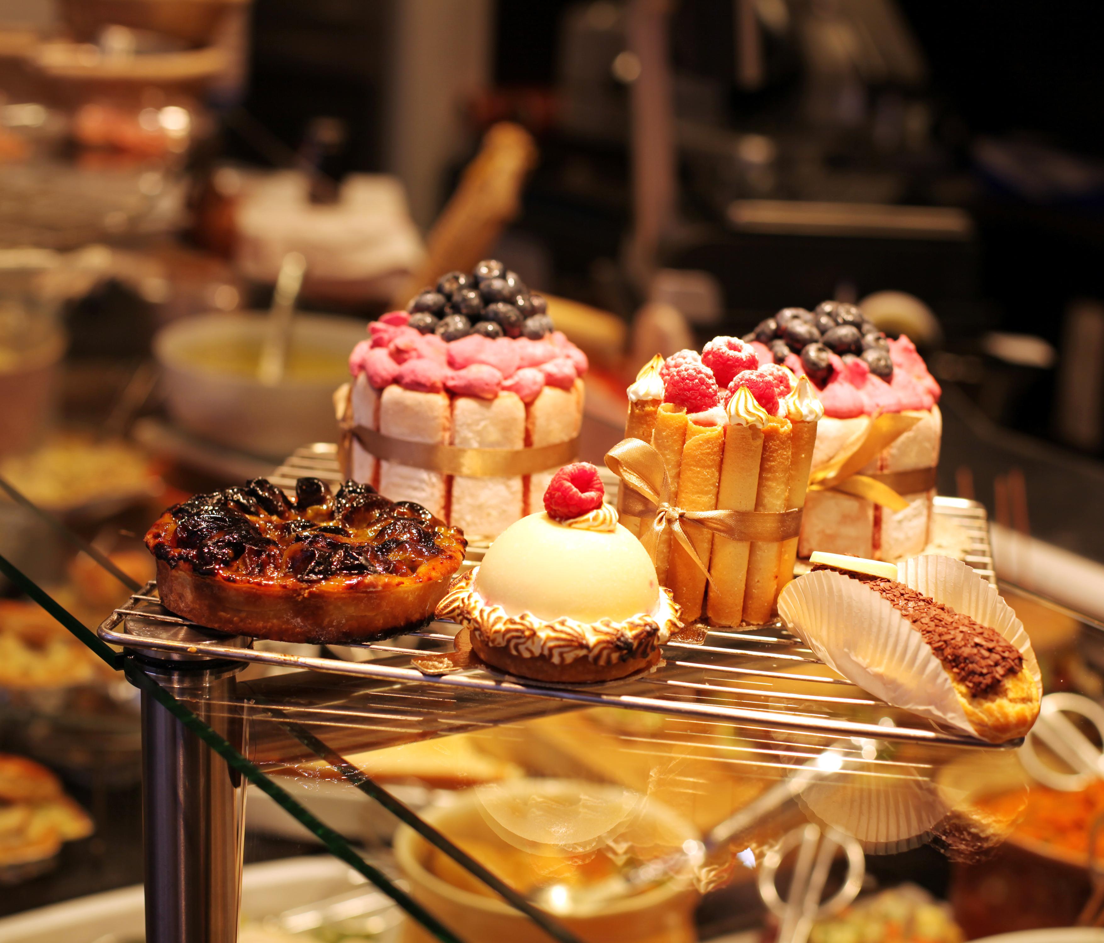 salón de la pastelería y repostería cocinarte